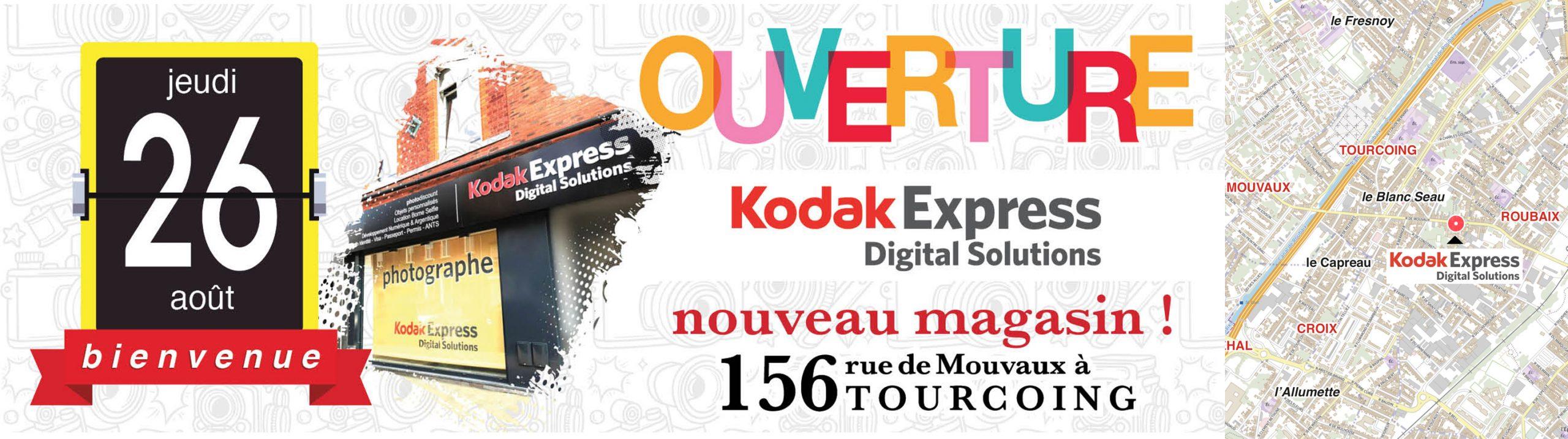 Kodak express Tourcoing